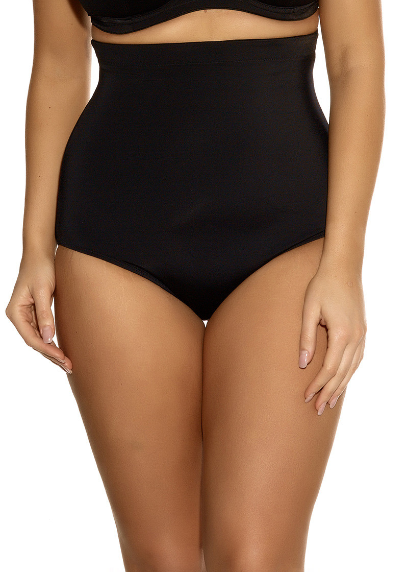 4c4049f43692 Elomi Swim Essentials brief bikinitrosa med hög midja 42-52 svart ...