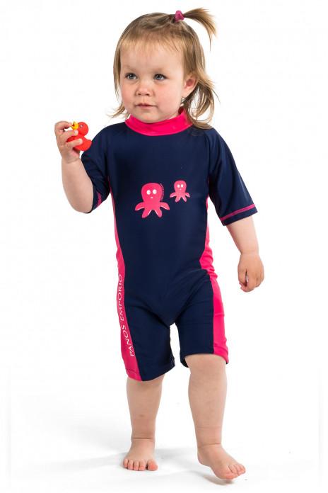 Riley UV-suit Pink