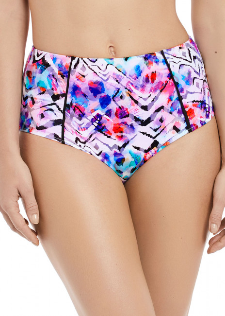 Fantasie Swim Malundi high rise briefbikini M-XXL mönstrad