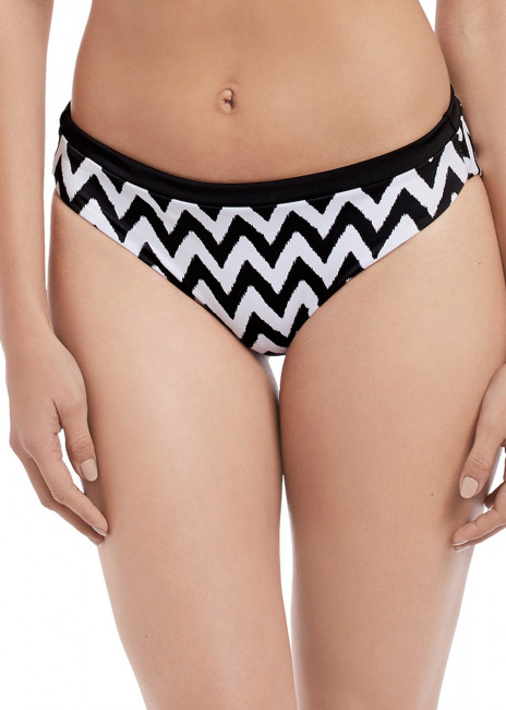 Freya Swim Making Waves bikinibrief XXL mönstrad