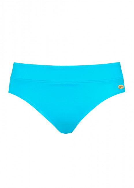 Damella bikiniunderdel brief 36-48 aqua