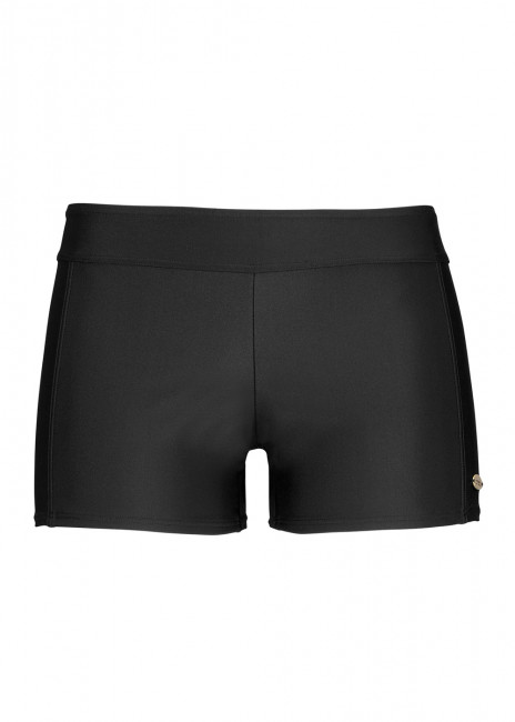 Damella bikiniunderdel boxer 36-48 svart