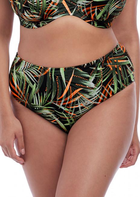 Elomi Swim Amazonia bikiniunderdel brief 42-52 mönstrad