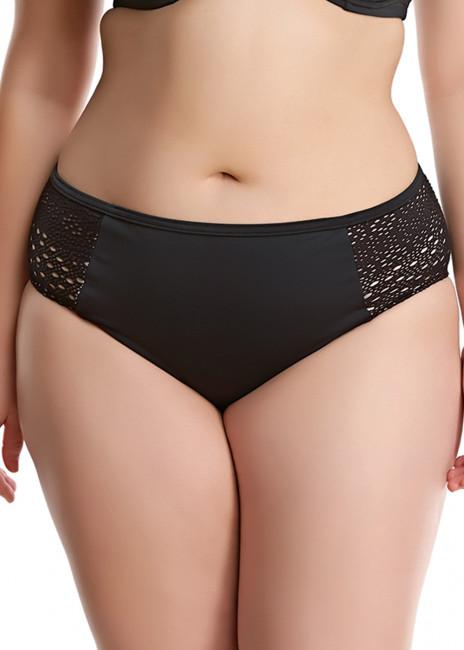 Elomi Swim Indie Bikiniunderdel 42-52 svart