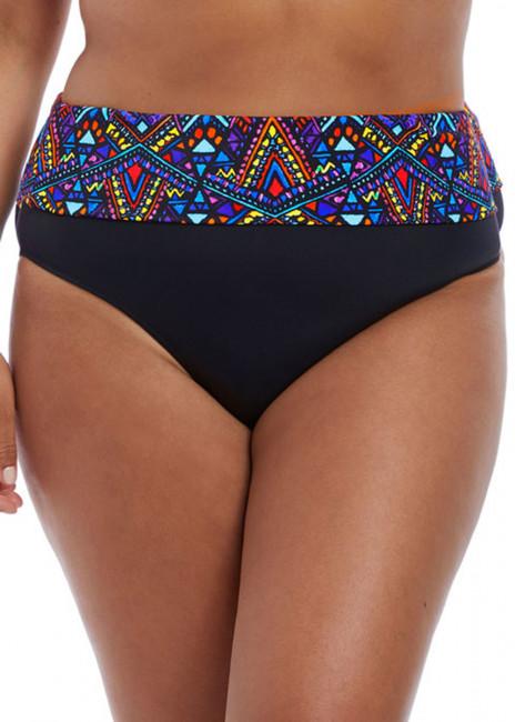Elomi Swim Aztec bikiniunderdel 42-52 mönstrad