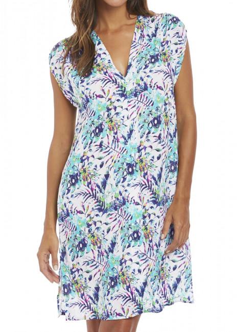 Fantasie Swim Fiji strandklänning S-XL multi