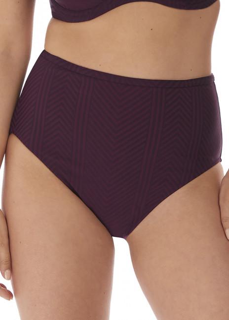 Fantasie Swim Long Island bikiniunderdel med hög midja S-XXL lila