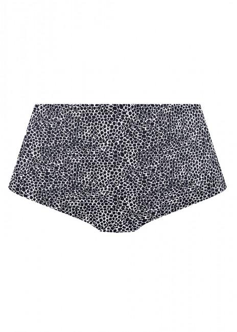 Freya Swim Run Wild bikiniunderdel med hög midja XS-XL mönstrad