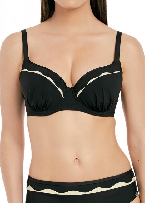 Fantasie Swim Sainte Maxime bikiniöverdel D-I kupa svart