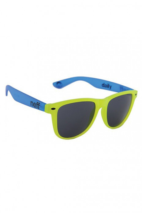 Neff Daily - Yellow/Blue