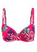 Abecita Palm Beach bikiniöverdel B-F kupa rosa