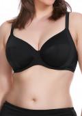Elomi Swim Essentials bikinitopp E-L kupa svart