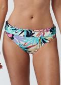 Abecita Sicilia bikiniunderdel vikbar 38-48 mönstrad