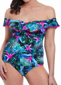 Freya Swim Jungle Flower Tankini C-I kupa mönstrad