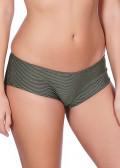 Freya Swim Glam Rock hipsters med låg täckning bikiniunderdel XS-XL Grön