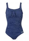 Damella baddräkt 36-48 marinblå