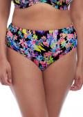 Elomi Swim Electroflower bikiniunderdel brief 42-52 mönstrad