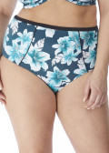 Elomi Swim Island Lily bikiniunderdel classic brief 40-52 mönstrad