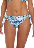 Fantasie Swim Fiji bikiniunderdel med sidknytning XS-XL multi