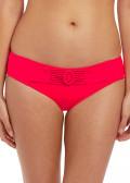Freya Swim Macrame bikiniunderdel brief XS-XXL röd