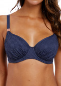 Fantasie Swim Marseille bikiniöverdel fullkupa D-K kupa blå