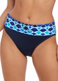 Fantasie Swim Tuscany bikiniunderdel med vikbar kant S-XXL mönstrad