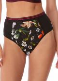 Freya Swim Club Envy bikiniunderdel med hög midja XS-XXL mönstrad
