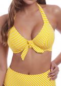 Freya Swim Beach Hut bikiniöverdel D-J kupa gul