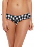 Freya Swim Totally Check Italini bikiniunderdel XS-XL mönstrad