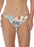 Fantasie Swim Playa Blanca bikiniunderdel med sidknytning XS-XL mönstrad