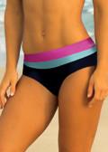 Salming Color Block bikiniunderdel 36-44 mönstrad