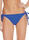 Freya Sundance Bikiniunderdel knyt XS-XL blå