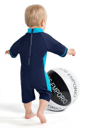 Riley UV-suit Blue
