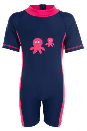 Riley UV-suit Pink