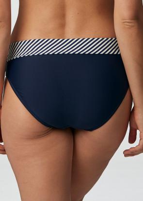 Abecita Brighton bikiniunderdel med vikbar kant 36-48 mönstrad