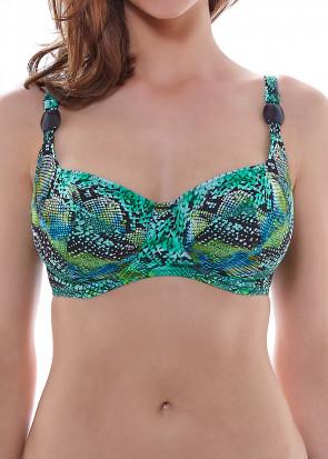 Fantasie Arizona bikinitopp D-I kupa grön
