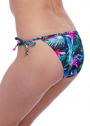 Freya Swim Jungle Flower bikiniunderdel knyt XS-XL mönstrad