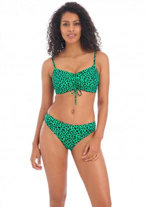 Freya Swim Zanzibar brieftrosa XS-2XL grön