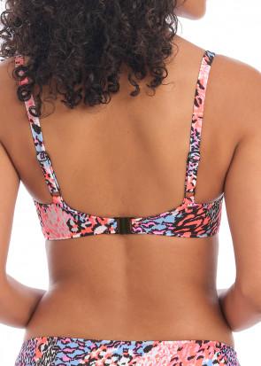 Freya Swim Serengeti Haze bikiniöverdel D-L kupa mönstrad