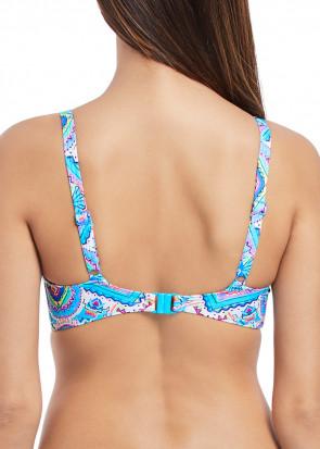 Freya Swim New Native bikiniöverdel D-L kupa mönstrad