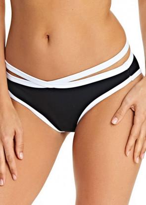 Freya Swim Back To Black Bikiniunderdel Italini svart