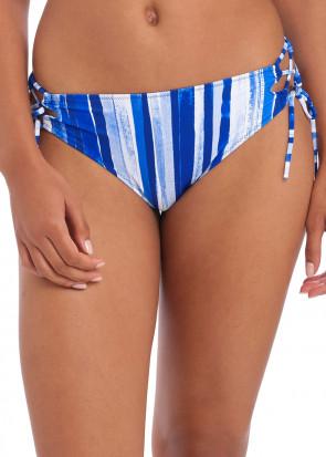 Freya Swim Bali Bay bikiniunderdel med sidknytning XS-XL blå