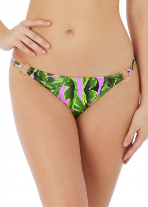 Freya Swim Jungle Oasis bikiniunderdel tanga XS-XL mönstrad