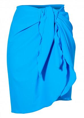 Damella sarong one size turkos
