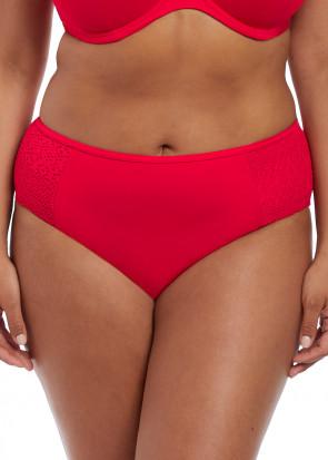 Elomi Swim Indie bikiniunderdel brief 42-52 röd