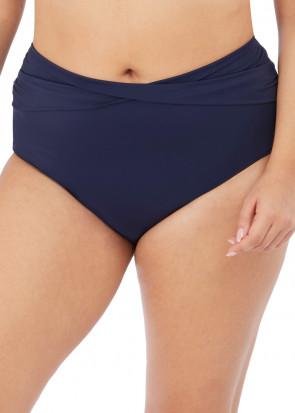 Elomi Swim Magnetic bikiniunderdel twist 40-52 blå