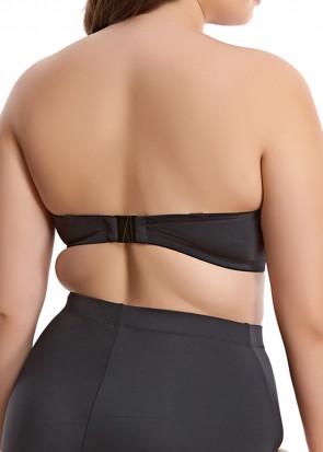 Elomi Swim Essentials bandeau bikinitopp E-L svart
