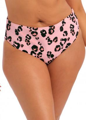 Elomi Swim Kambuku bikiniunderdel med hög midja 40-52 rosa