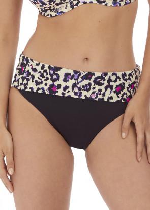 Fantasie Bonito bikiniunderdel med vikbar kant S-XXL mönstrad