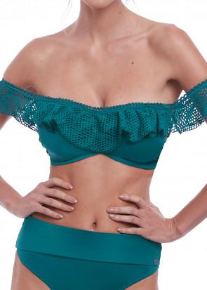 Fantasie Swim Marseille bikiniöverdel D-I kupa grön